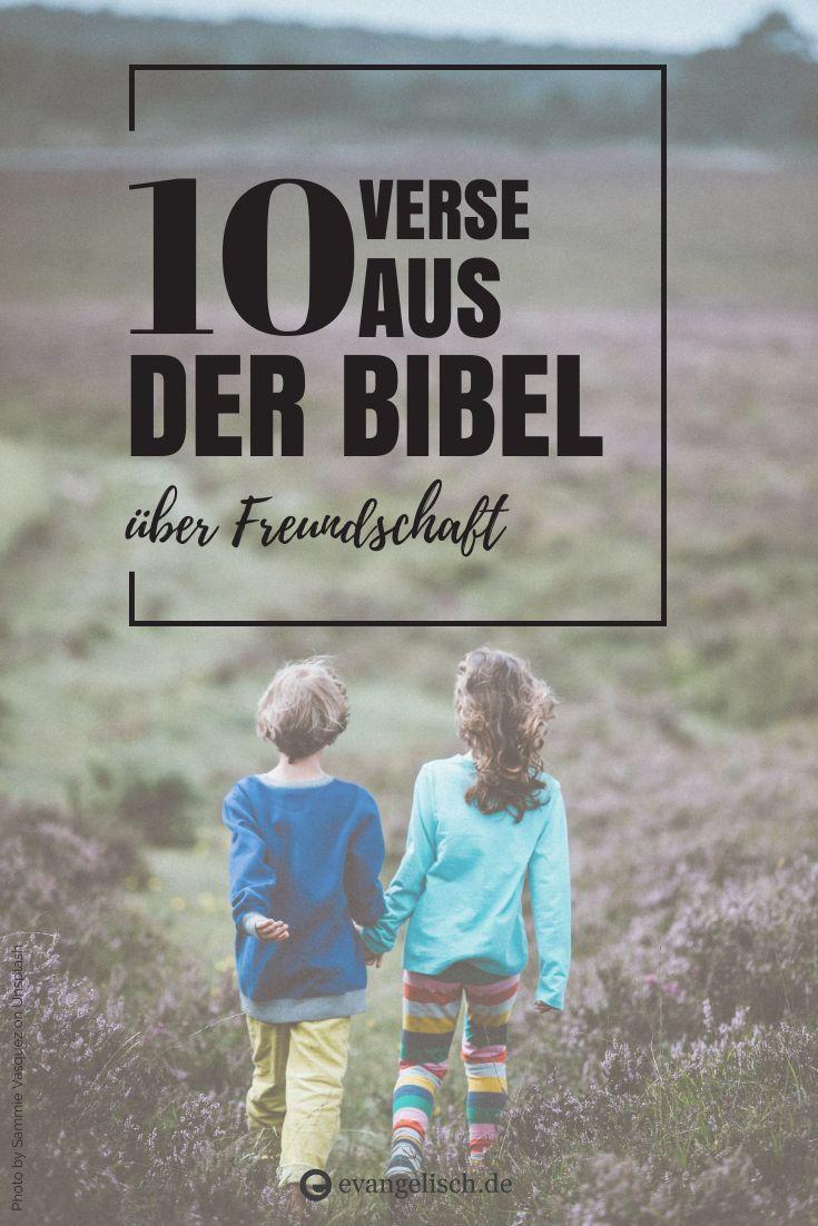 Freundschaft Bibel