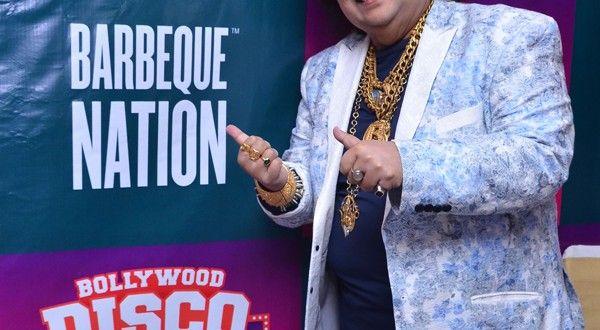 Bollywood Disco Carnival at Barbeque Nation with Disco King Bappi Lahiri | TRAVELMAIL
