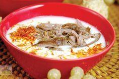 Düğün çorbası tarifi... Geleneksel lezzetlerden biri olan düğün çorbası akşam yemeklerinize lezzet katacak! http://www.hurriyetaile.com/yemek-tarifleri/corba-tarifleri/dugun-corbasi-tarifi_1679.html