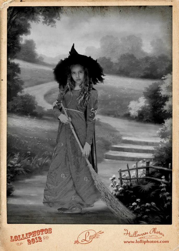 Vintage Witch                                                                                                                                                                                 More