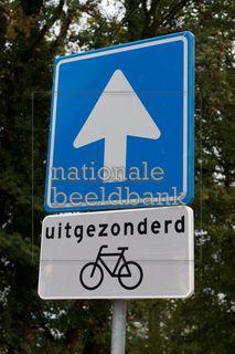 Sebastian de Bruin Door eenrichtingsverkeer wordt het veiliger om in de wijk te fietsen en te lopen
