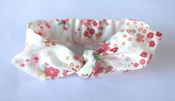 organic baby headband baby knot headband by OrganicMinikins