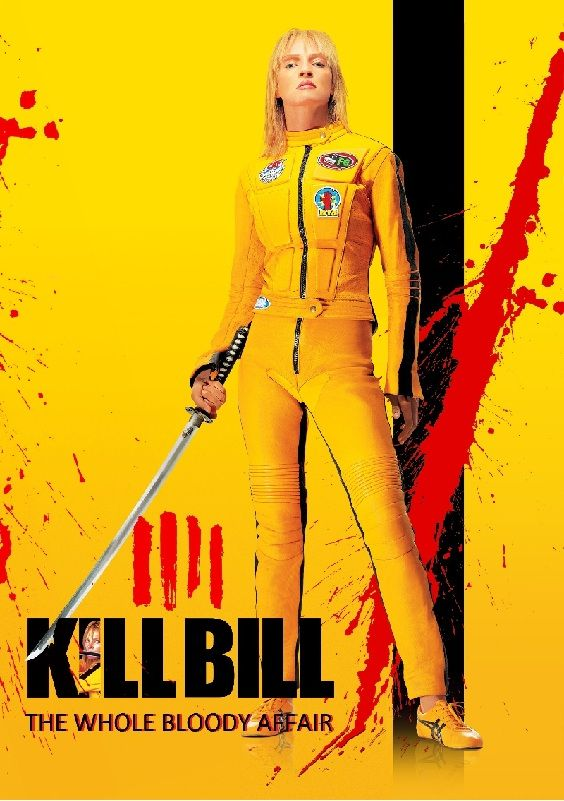 Directed by Quentin Tarantino.  With Michael Bowen, David Carradine, Shin'ichi Chiba, Julie Dreyfus. The Bride must kill her ex-boss and lover Bill who betrayed her at her wedding ceremony, shot her in the head and took away her unborn daughter. But first, she must make the other four members of the Deadly Viper Assassination Squad suffer.