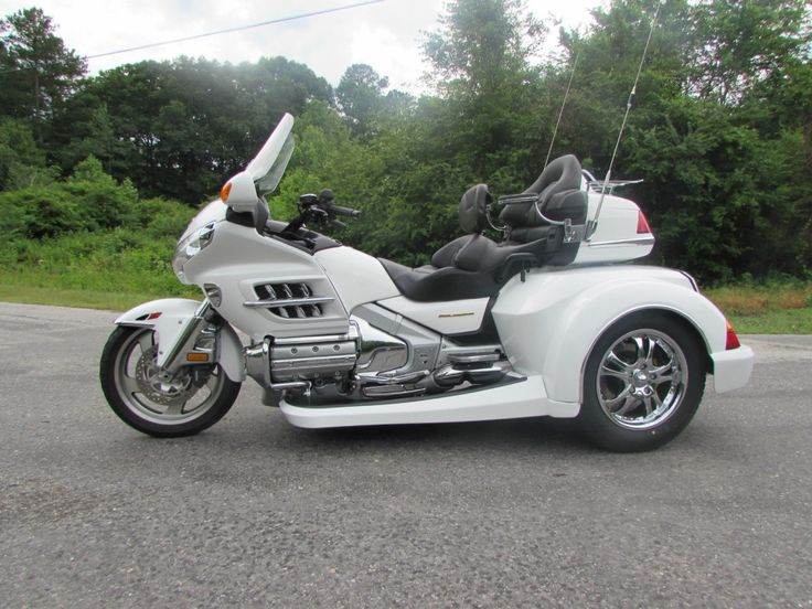 66 Best Images About HONDA GOLD WING TRIKE On Pinterest