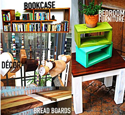 Great eco furniture for the home