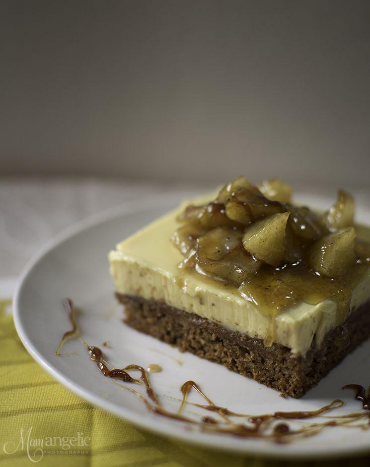 Γιορτινή πουτίγκα (καρυδόπιτα με κρέμα)! | γλυκά | χωρίς γλουτένη | συνταγές | δημιουργίες| διατροφή| Blog | mamangelic