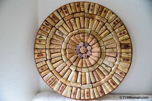 Alternative Uses For Wine Corks - pretty trivet