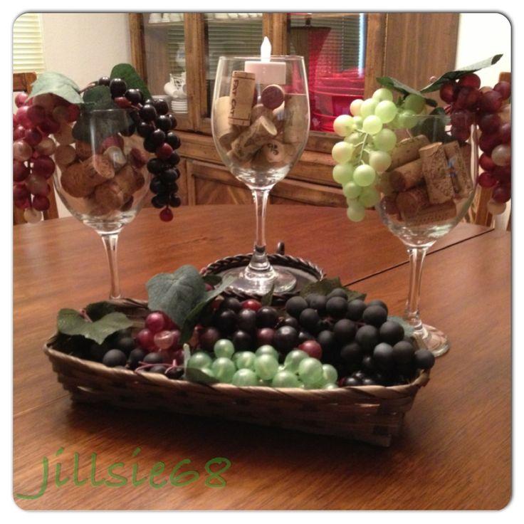 Best 25 Kitchen wine decor ideas on Pinterest  Wine decor for kitchen Wine decor and Wine and