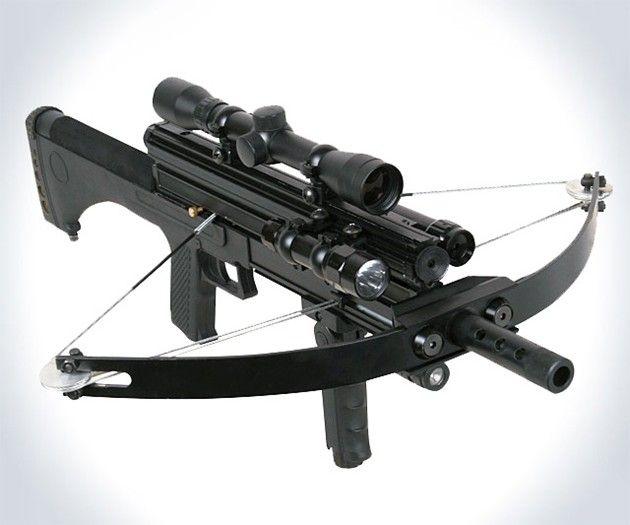 M4 180lb Tactical Crossbow