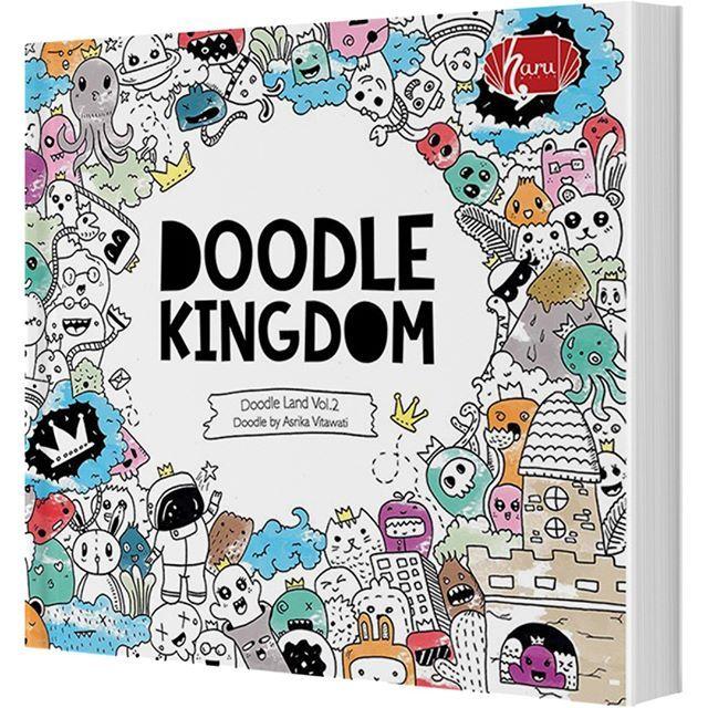 Doodle Kingdom Asrika Vitawati Rp 59500 Doodle Kingdom Adalah