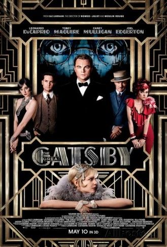 The Great Gatsby (Leonardo DiCaprio, Carey Mulligan, Tobey Maguire) Movie Poster Photo at AllPosters.com