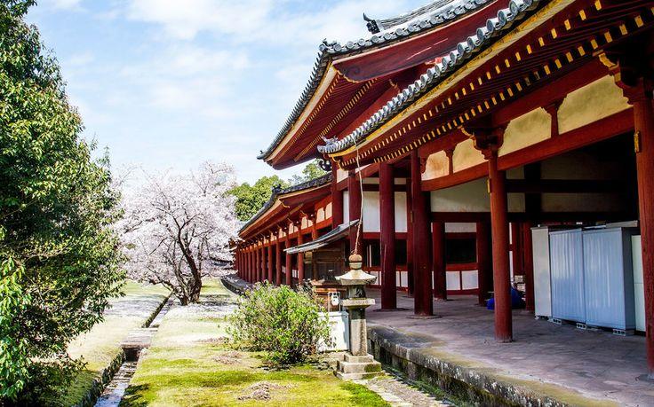 Japanese Temples - Todai-ji Temple  Sura Ark