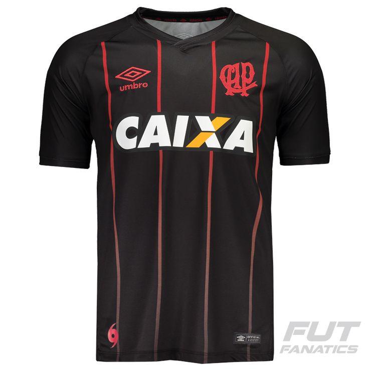 Camisa Umbro Atlético Paranaense III 2017 Somente na FutFanatics você compra agora Camisa Umbro Atlético Paranaense III 2017 por apenas R$ 219.90. Atlético Paranaense. Por apenas 219.90