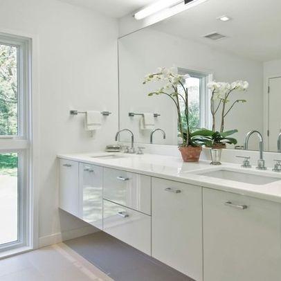 Modern, High Gloss Finish... #Bath