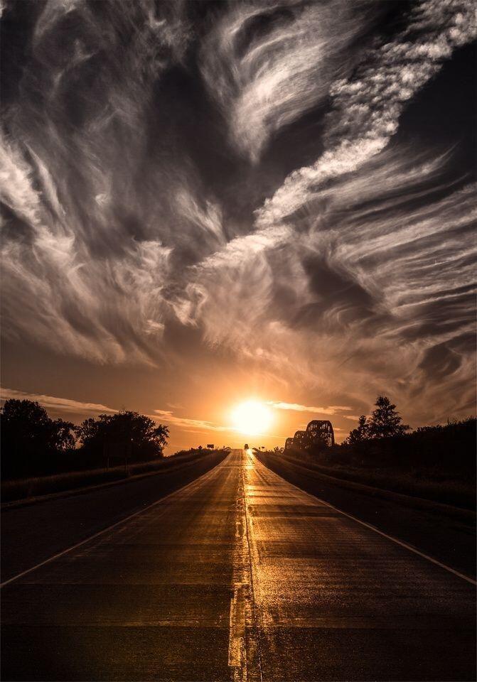 Fascinating sunset - Imgur