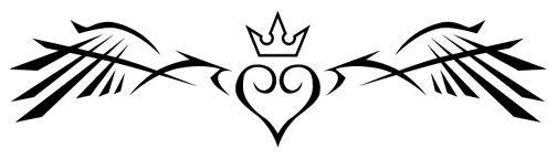 Kingdom Hearts Tattoo by ~beatnikshaggy on deviantART