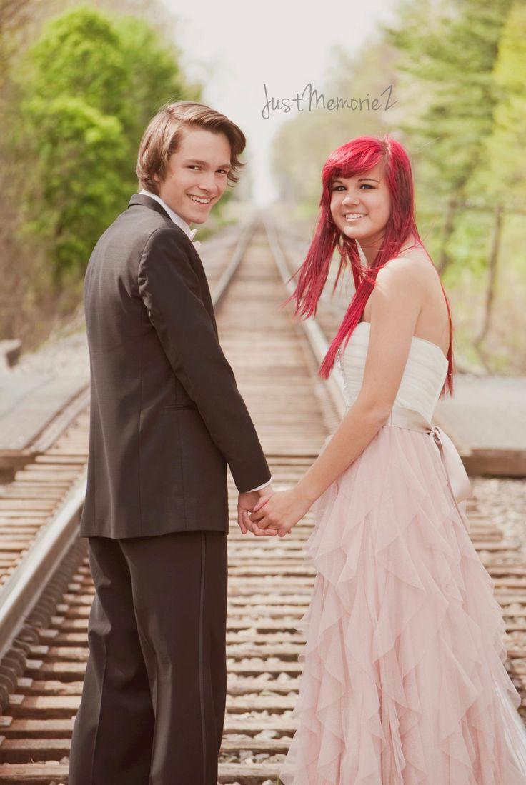 Tumblr Prom Photography