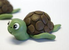 salt dough turtle - Google Search
