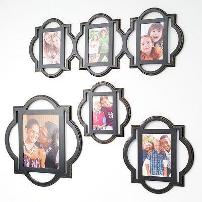 kohls picture frames frameswall co
