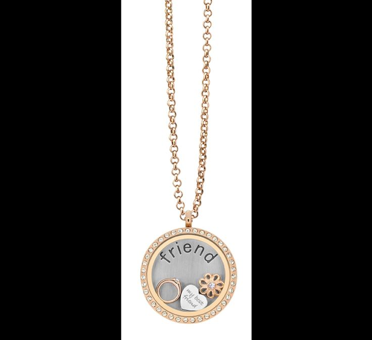 "Personalised Locket from the Envy ""My Moments"" collection. http://envyjewellery.com.au/lookbooks"