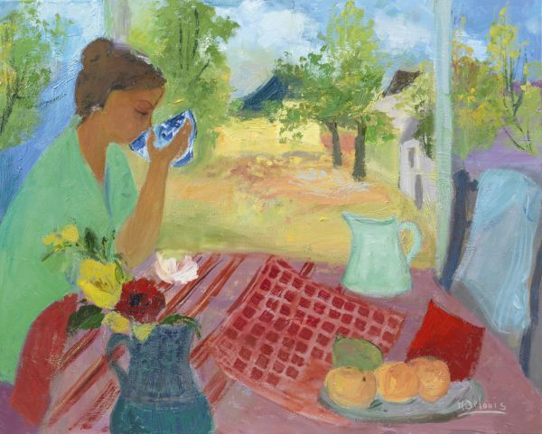 NANCY DELOUIS - Morning Tea