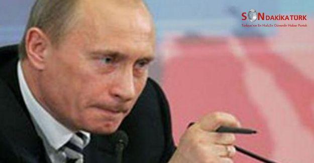 """Putin'den ABD'ye """"Sıkıldım kızlar demek istiyorum.."""""""