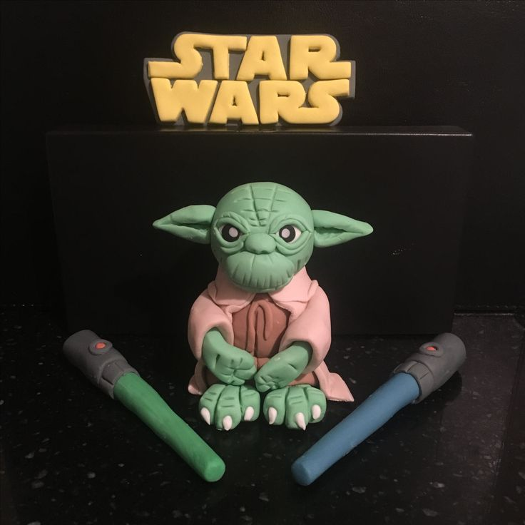 Star Wars toppers