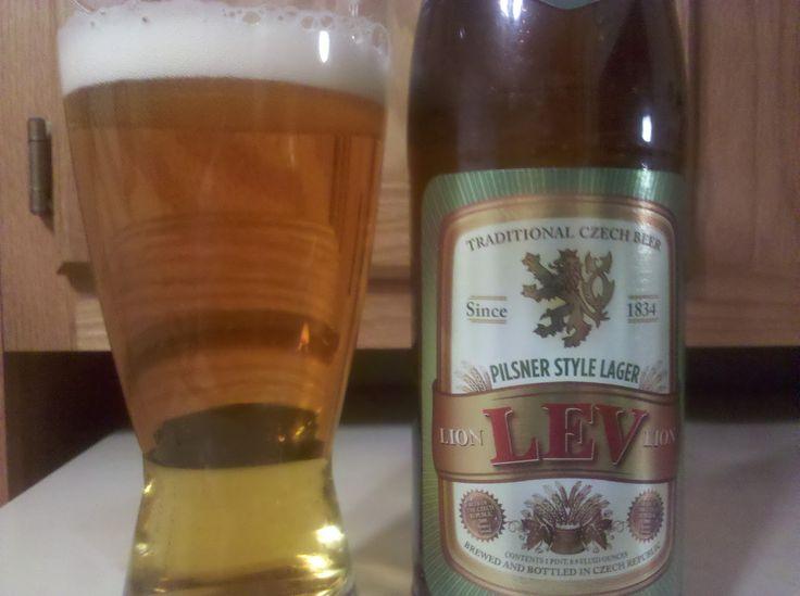 Lev Lion Beer