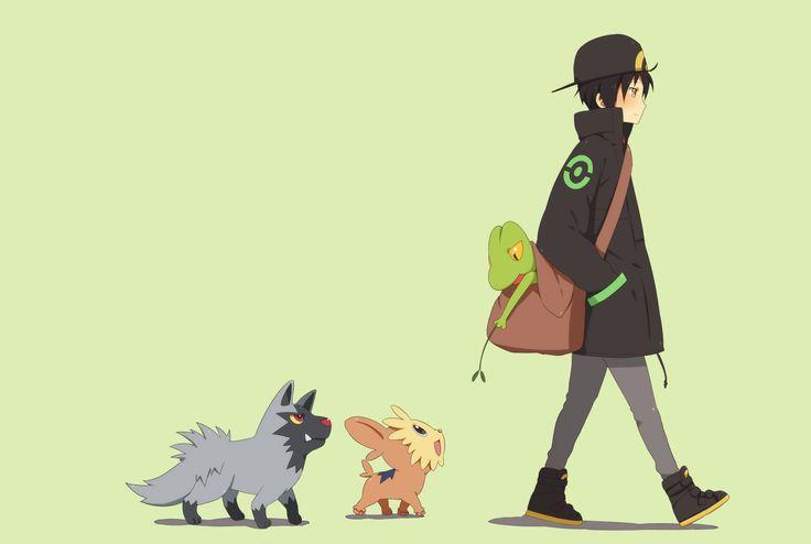 Original Character - Pokemon OC *Vance* by ichan-desu  [ I <3 Pokemon OCs ]