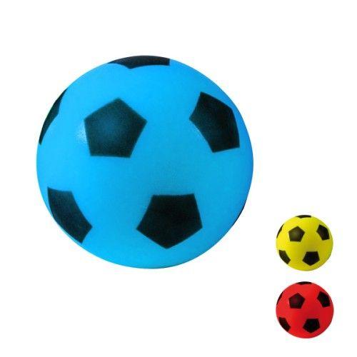 1 Ballon en mousse 12 cm pour enfant de 3 ans à 8 ans - Oxybul éveil et jeux
