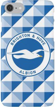 Brighton & Hove Albion football club iPhone 7 Cases