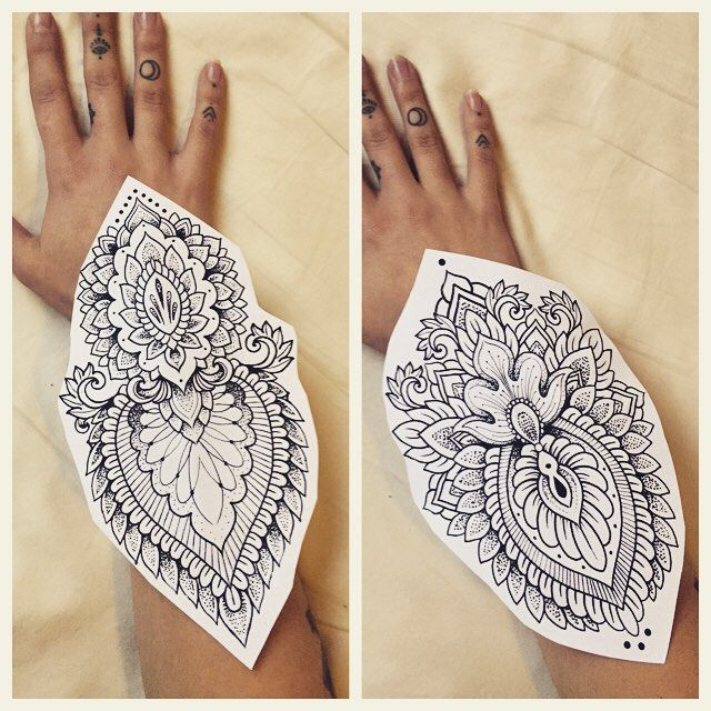 Mandala Tattoo Design On Pinterest: 1000+ Images About Mandalas Tattoo On Pinterest