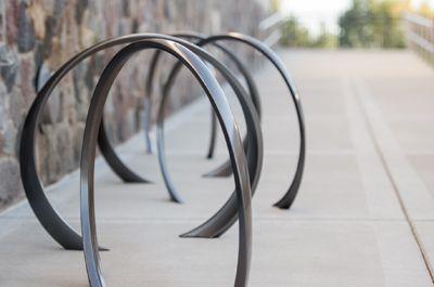 Landscape Forms - 35 Loop Bike Rack