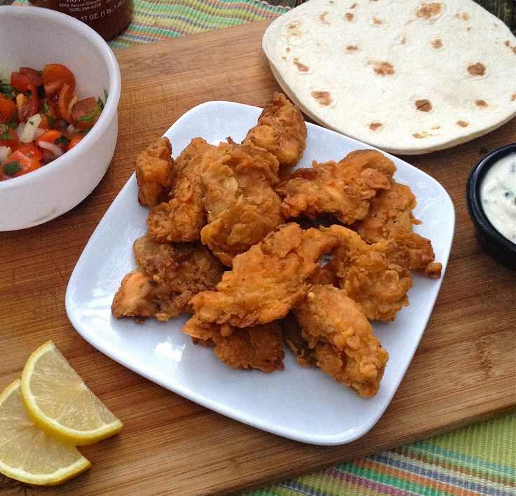 I love making fried oyster mushrooms. They have such a hearty and filling texture. I almost always use them in tacos but they are great alone as well. You can