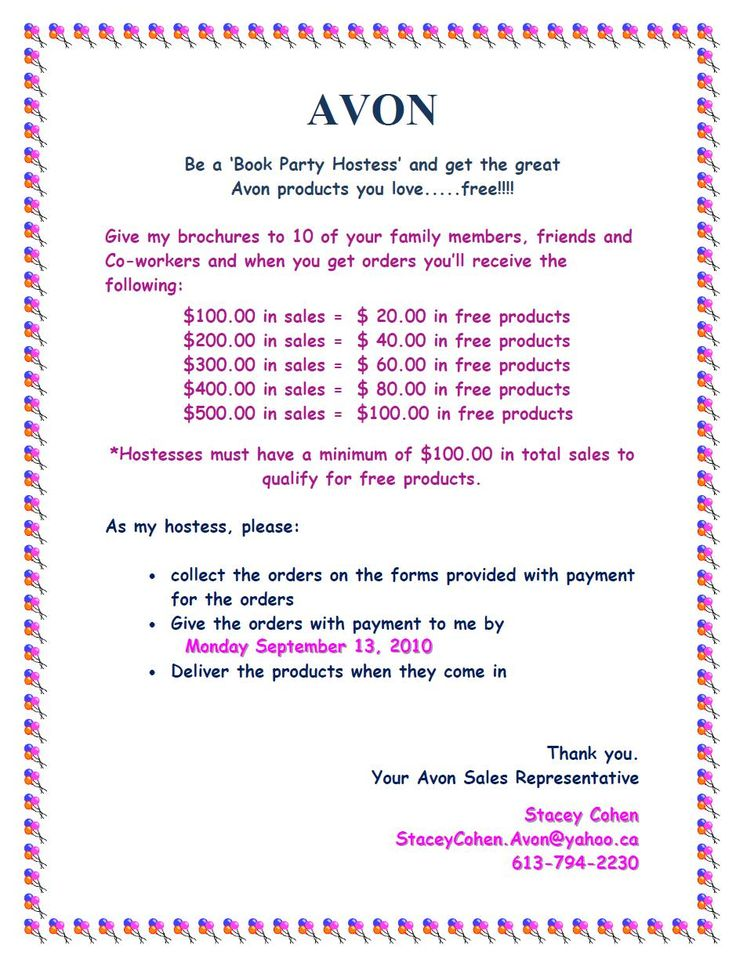 Want to know how to make your Avon business successful? Get access to a Simple 3 Step System that will help you finally make your Avon business a success!