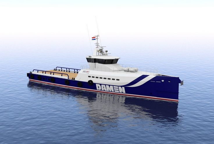 Naviera orders two Damen crew suppliers (Gallery) | Offshore Energy Today