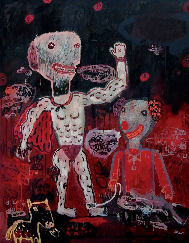 "Saatchi Art Artist deny pribadi; Painting, ""crystallization"" #art"