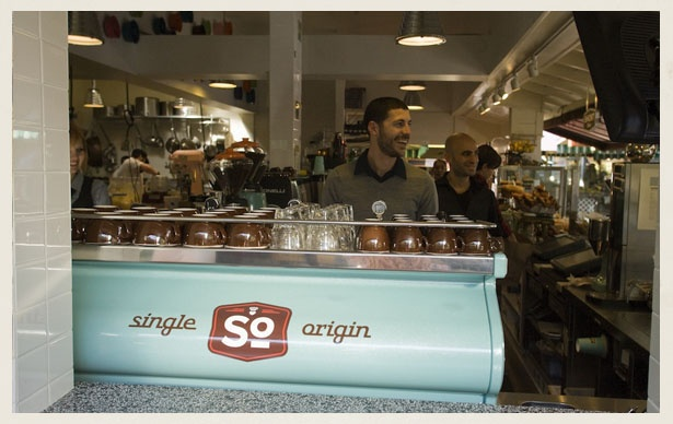 Single Origin LA on W. 3rd St. Stall #316