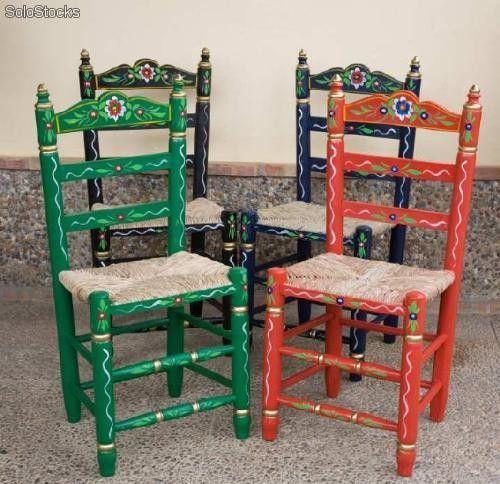 M s de 25 ideas incre bles sobre sillas pintadas en for Sillas para viejitos
