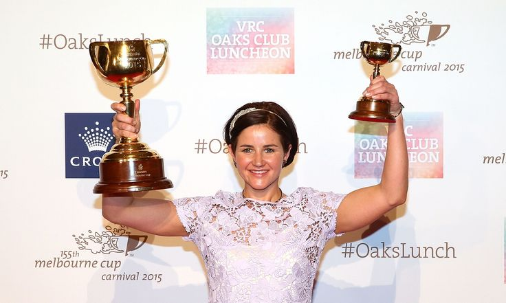 She triumphed over family tragedy and elite competition to win the 2015 Melbourne Cup. But it was Payne's victory over chauvinism that had women cheering