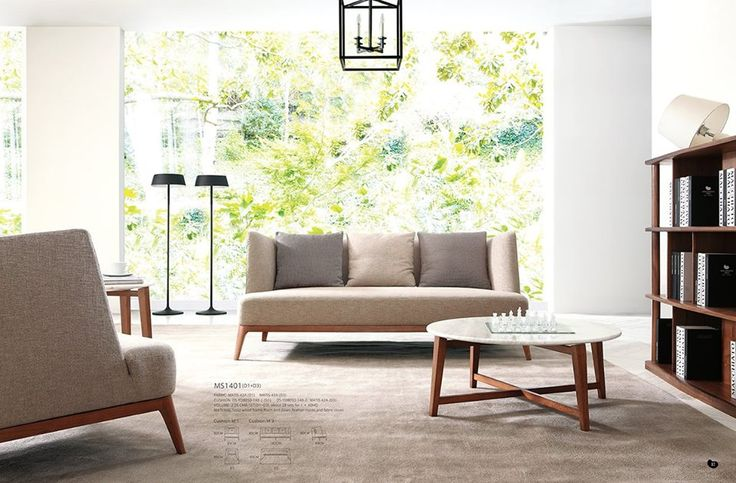 The Completely Upholstered Oliver Sofa Is A Dynamic Designersofa With Monotone Finish Back And