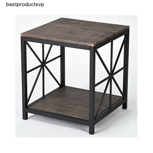 Santiago Modern Burnished Brass Drum Coffee Table: 25+ Best Ideas About Metal Side Table On Pinterest