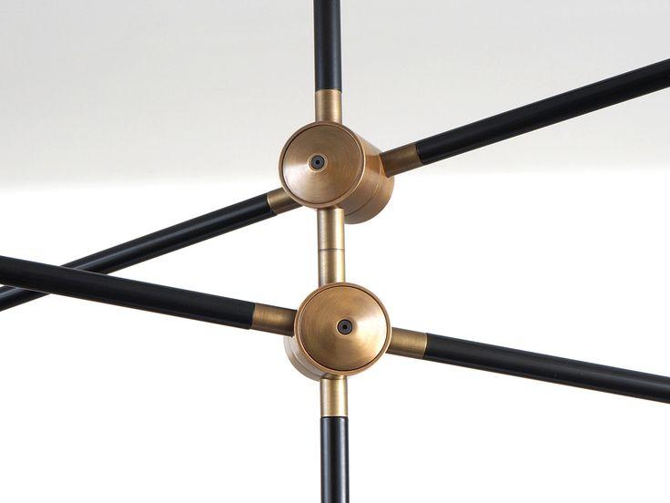 Bullarum si-4 (black and antique brass)