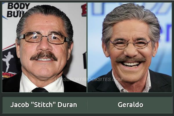 Jacob Stitchman Duran And His Alter Ego Geraldo   http://www.usasportsbooksites.com/articles/famous-sports-personalities.html