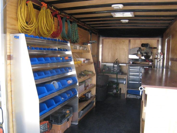 Image result for small enclosed tool trailers