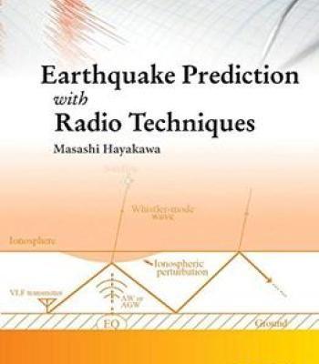 Earthquake Prediction With Radio Techniques PDF