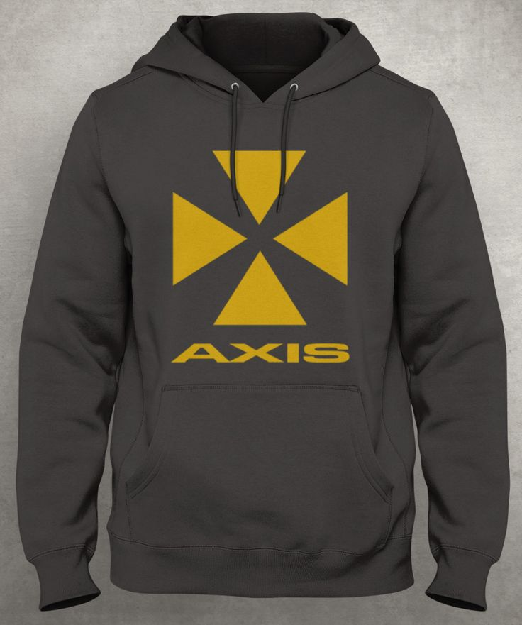 UNISEX HOODIE AXIS RECORDS DETROIT TECHNO HOOD/ADKINS/MILLS S-5XL
