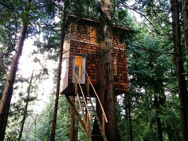 The Raven Loft - http://www.tinyhouseliving.com/the-raven-loft/