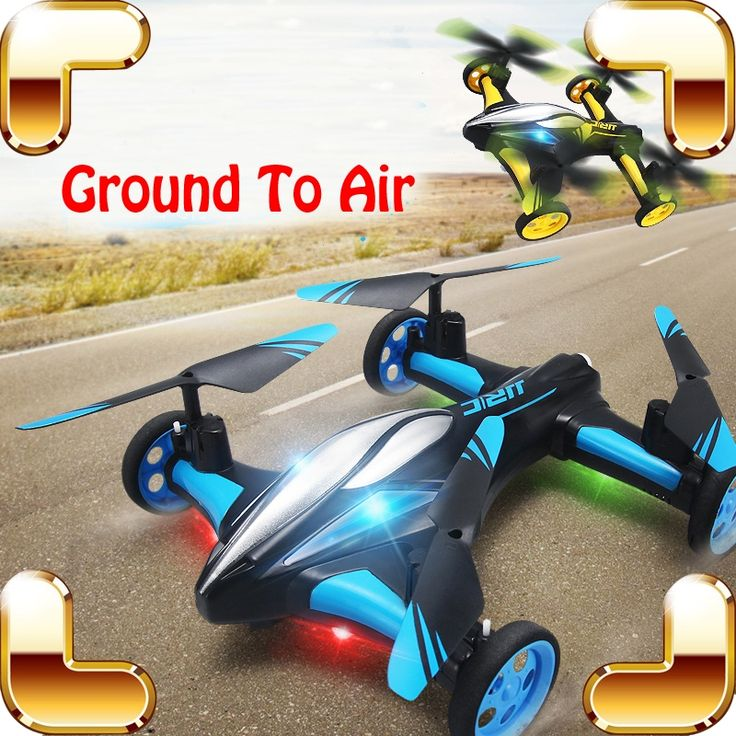 67.49$  Buy now - New Arrival Gift Air To Ground Droner 2.4G 6 Axis RC Helicopter Dual Quadcopter Remote Control Toys Electric Fly Copter Present  #magazineonlinewebsite