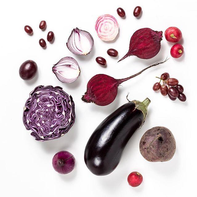 Mitäs tuumaatte tästä syötävän herkullisesta väristä?  #kasvikset #terveysruokaa #kasvishovi #vegetables #healthyfood #lähiruokaa